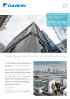 Hotel in Central London_Case Study_DEUEN19-002_Press Release_English
