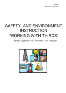 VI.00048_Safety instruction working with thirds (version 2019_08)